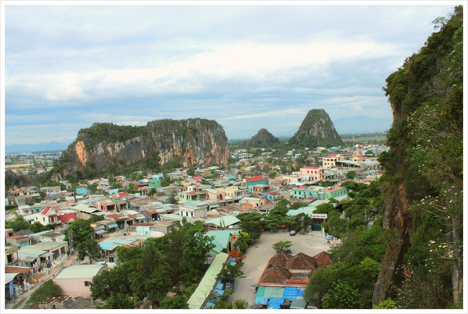 다낭의 가장 아름다운 명소, 묘한 매력을주는 블루마운틴 ( 베트남 ...