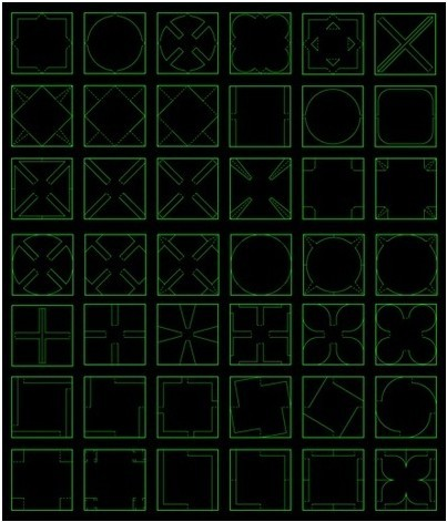 [출처] 절곡 커피테이블   Manifold By Anthony Leyland|작성자 Deng