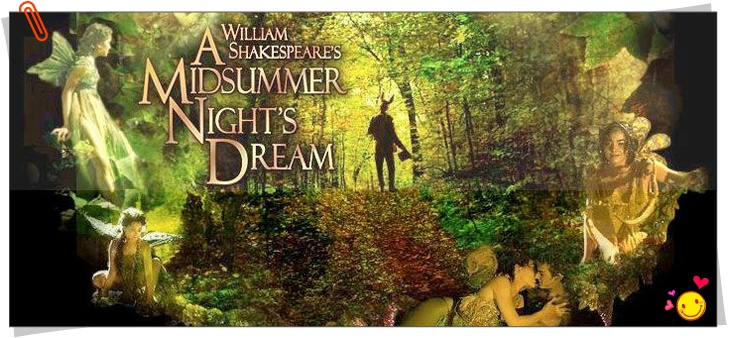 controlling love as described in william shakespeares a midsummer nights dream