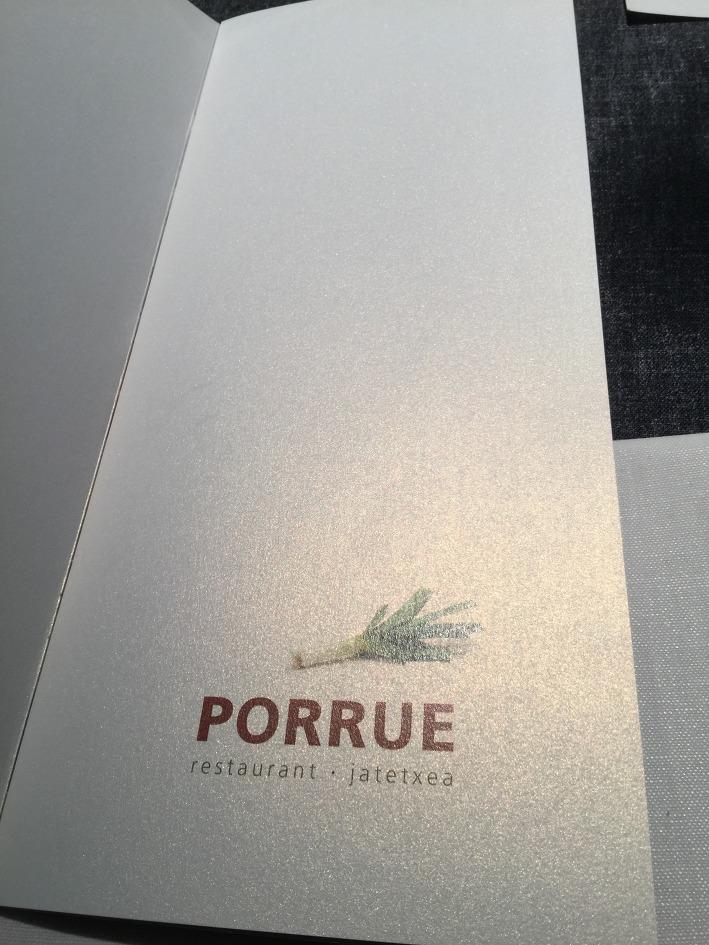 스페인 빌바오 - Porrue