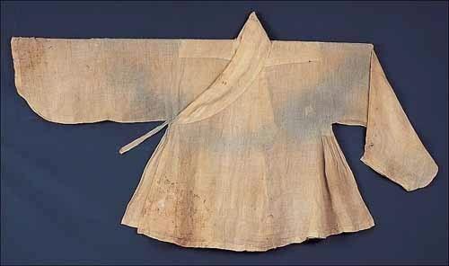 420년전 무덤에서 발견된 편지 '사랑과 영혼 사부곡'