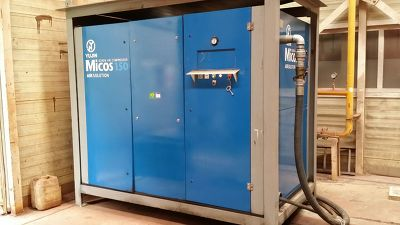 Air Compressor점검 및 개선안