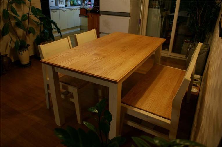 부산원목가구 - 맞춤형 원목가구제작 [원목식탁/의자, 원목식탁 ...