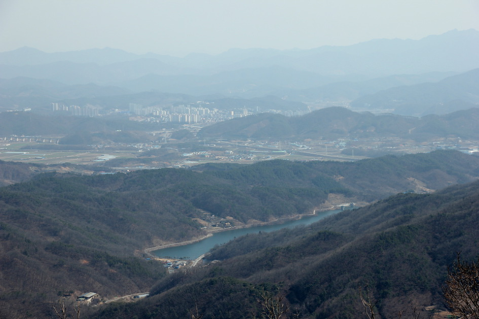 Princess Museongsan Mountain Climb (2020.3.12)