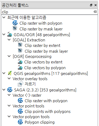 Qgis Python Clip Raster
