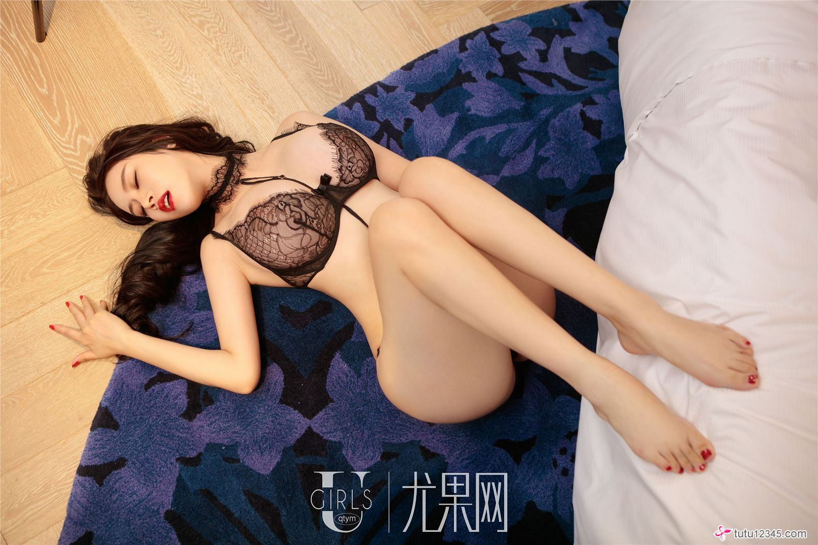 hot Chinese sexy pose