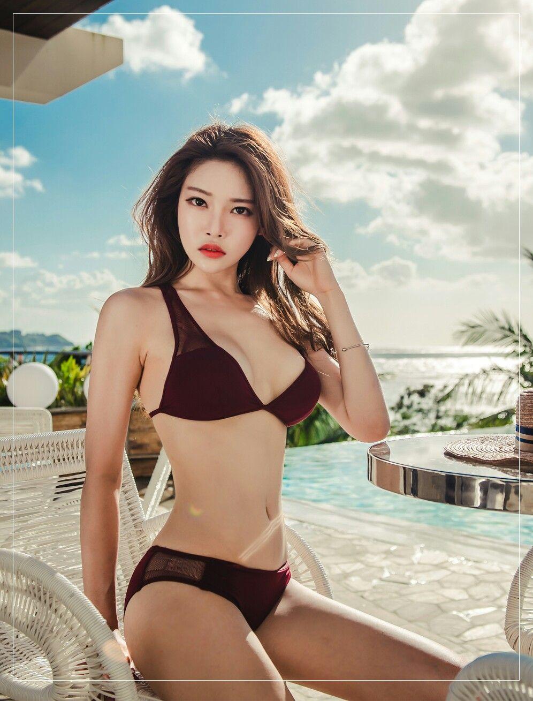 cool Korean model - Park Jeong Yoon